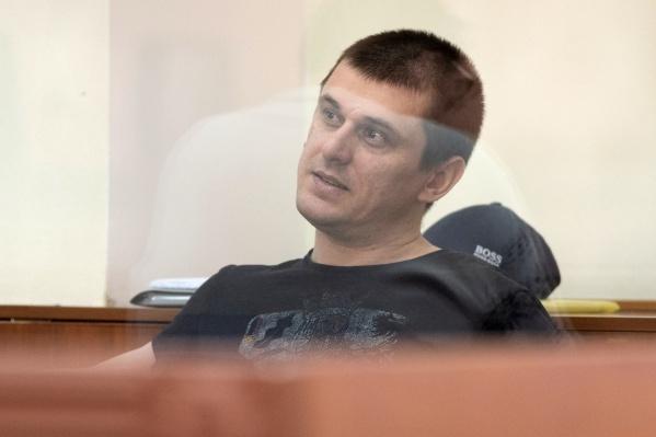 Александра Геберта судят как заказчика убийства