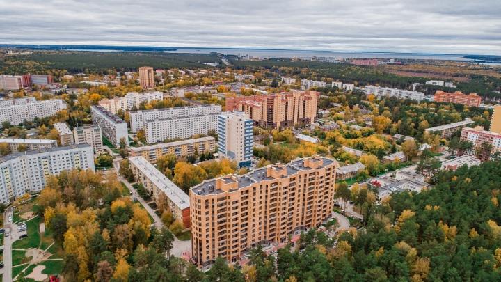 Повышение ипотечных ставок подхлестнуло спрос на жилье в Академгородке