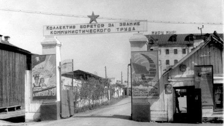 Привет из СССР: показываем вывески, исчезнувшие с тюменских крыш и фасадов
