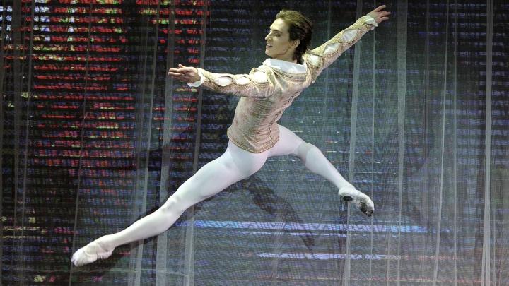 В аэропорту Новосибирска заметили знаменитого танцора