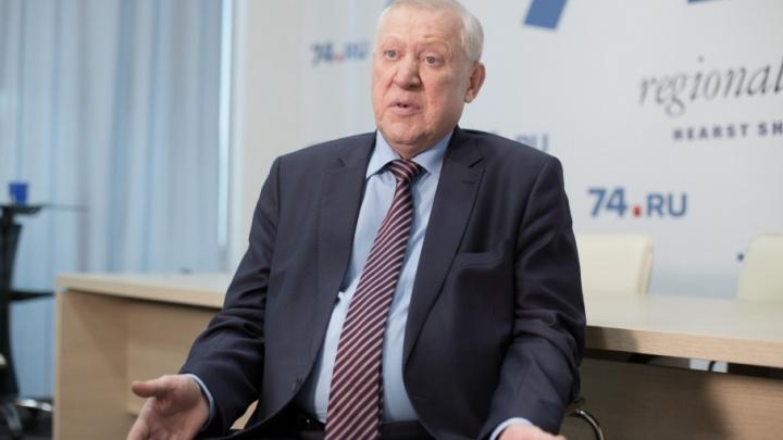 «Я вам сразу же всё расскажу»: глава Челябинска прокомментировал информацию об отставке