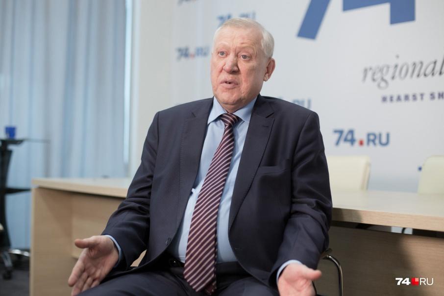 Евгений Тефтелев ушёл от прямого ответа на волнующий челябинцев вопрос