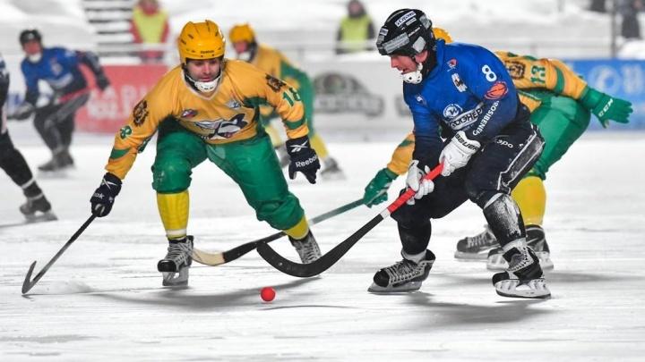 Архангельский «Водник» проиграл соседу по турнирной таблице — иркутской «Байкал-Энергии»