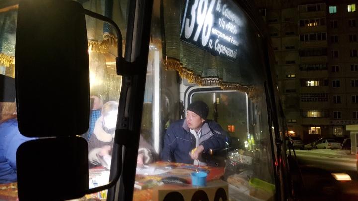 Курганцы пожаловались на езду ПАЗиков в прошлом году около 2000 раз