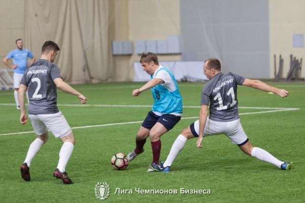 Игры прошли на«Футбол-Арена «Енисей» 18 ноября