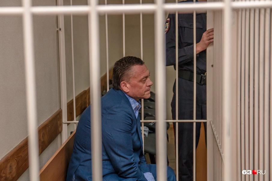 Сейчас Сергей Рубаков находится под домашним арестом