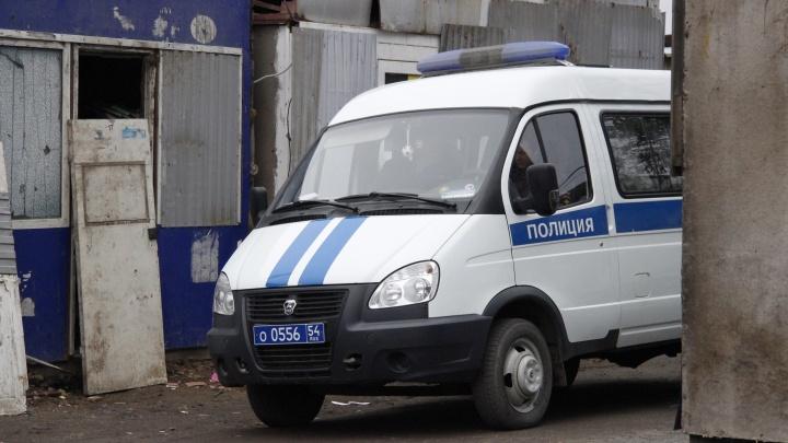 Новосибирец набросился с кулаками на полицейского и отделался штрафом