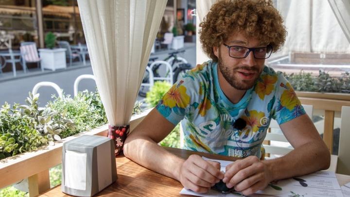 Илья Варламовраскаялся и сравнил Волгоград с Амстердамом