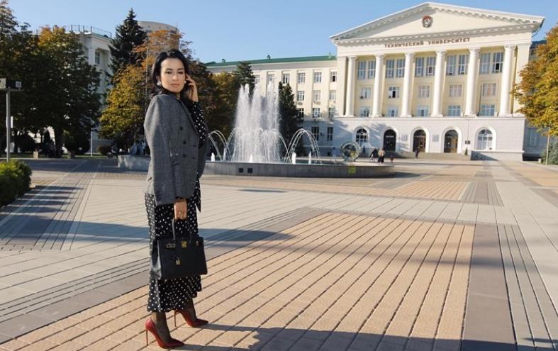 Тина Канделаки сравнила Ростов с Калифорнией и похвалила погоду, еду и людей