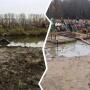 Два кладбища в Ярославле затопило грязной жижей: проверяем, что там творится