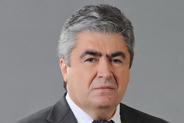 В Законодательном собрании Черкезов с 2013 года