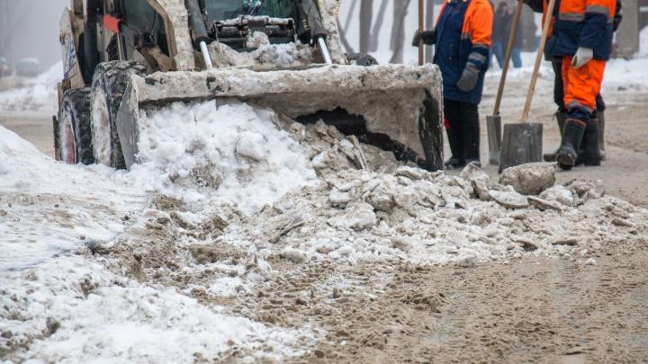 На территории «Самара Арены» создадут группы «снежного реагирования»