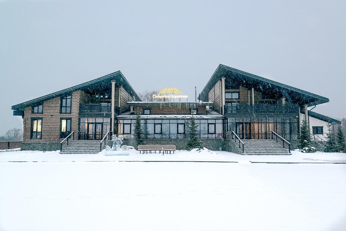 Дом банного отдыха «Сибирский характер» предложил встретить праздники с вениками и авторской кухней