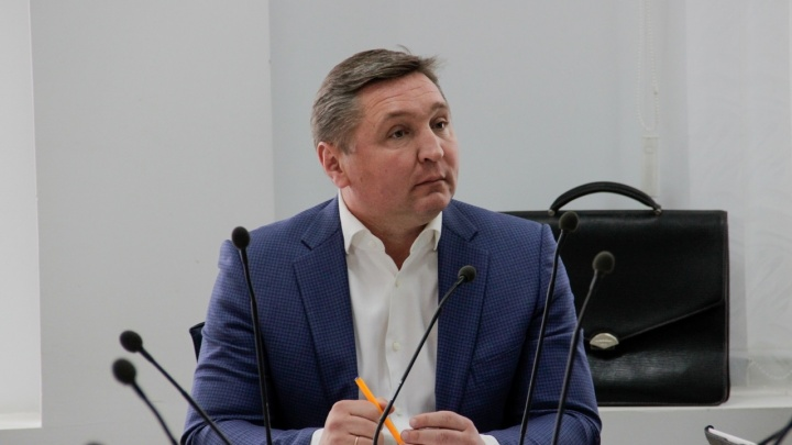 Начальник департамента дорог и транспорта Перми Роман Залесинский написал заявление об увольнении