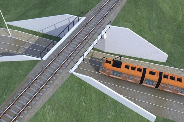 Запустят к 2021 году: в мэрии рассказали, как идет строительство трамвайной линии из Екатеринбурга в Пышму