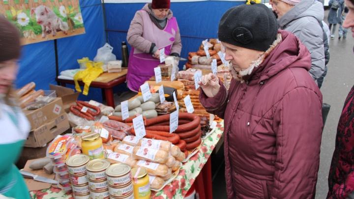Дворец спорта — опять под торговлю: до конца года в Архангельске проведут четыре ярмарки