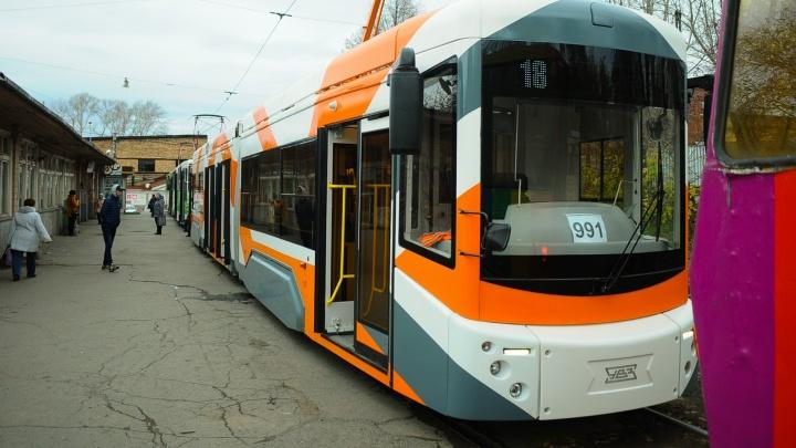 Проект скоростной трамвайной ветки из Екатеринбурга в Верхнюю Пышму сдали на госэкспертизу
