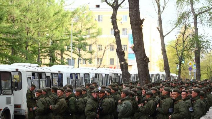Ко Дню Победы в Самаре перекроют 18 улиц