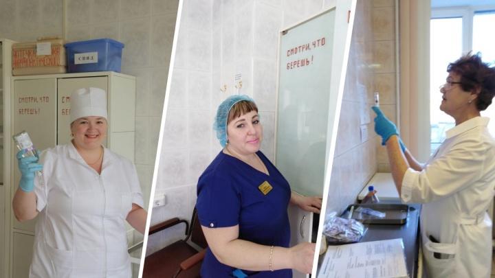 10 лучших медсестер Красноярска: кто они и где работают