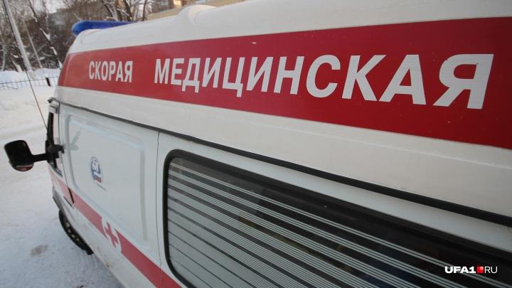 По факту смерти двухлетней девочки в Уфе следком начал проверку