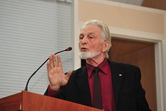 Профессор Орлов был легендой университета
