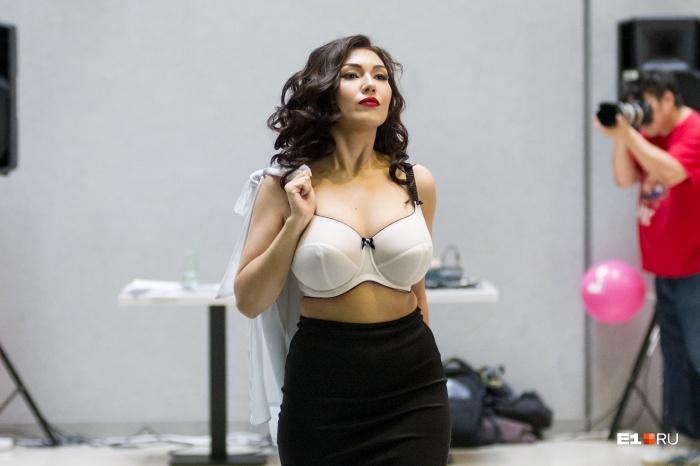 С первого показа вPlus Size Fashion Day участвуют бренды нижнего белья