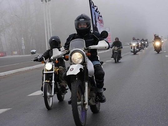 Оказывается, парни в Уфе и Башкирии, даже если они мотоциклисты, все равно не такие, как остальные россияне
