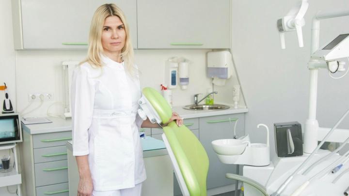 Новосибирцам предлагают безвредно отбелить зубы