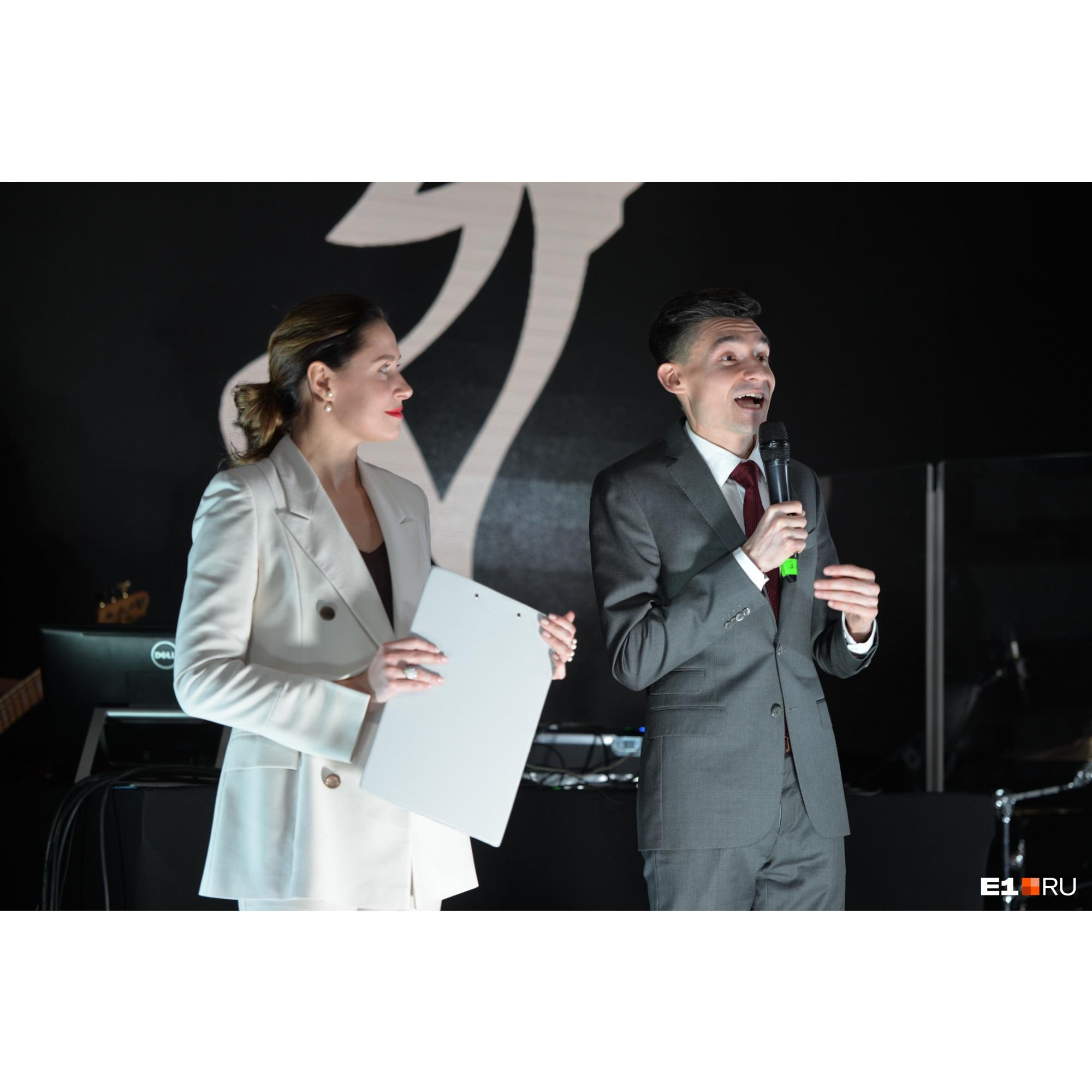 "А ведущей была Джулия Игнатова, которую вы наверняка помните <a href=""https://www.e1.ru/news/spool/news_id-65524571.html"" target=""_blank"" class=""_"">по Народной премии E1.RU</a>"