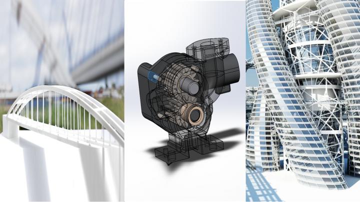 Открылся центр, где можно научиться создавать трехмерные модели и печатать на 3D-принтере