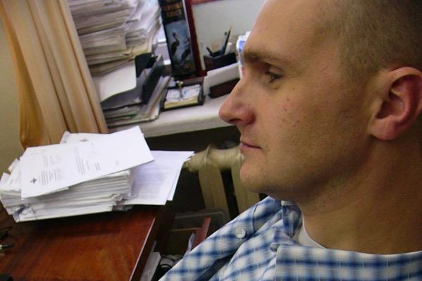 Игоря Дереца лишили звания «майор юстиции» и отправили в колонию на 18 лет