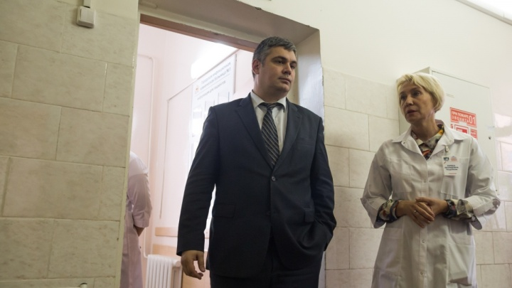 Владимир Городецкий нашёл руководителя для нового министерства