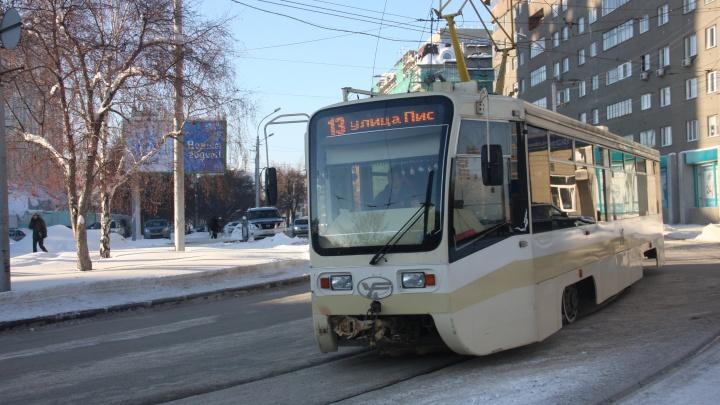 На доставку подаренных Собяниным трамваев в Сибирь потратят 11 миллионов