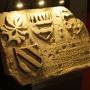 Загадочную плиту XV века, которую нашли в Шигонах, передали музею Алабина