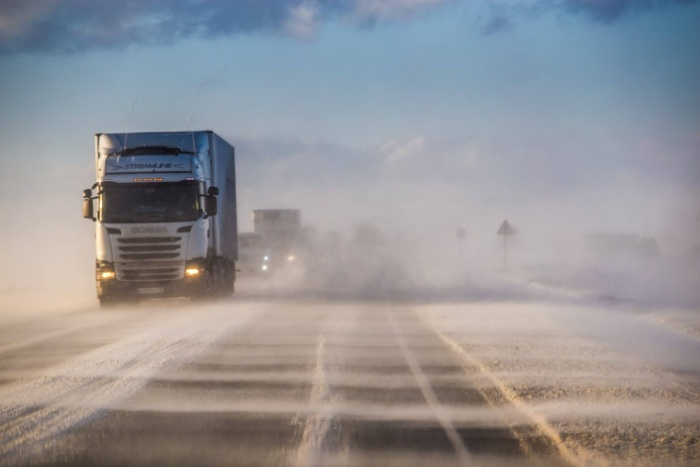Основная причина чрезвычайных ситуаций на дороге в морозы —перемерзание дизельного топлива