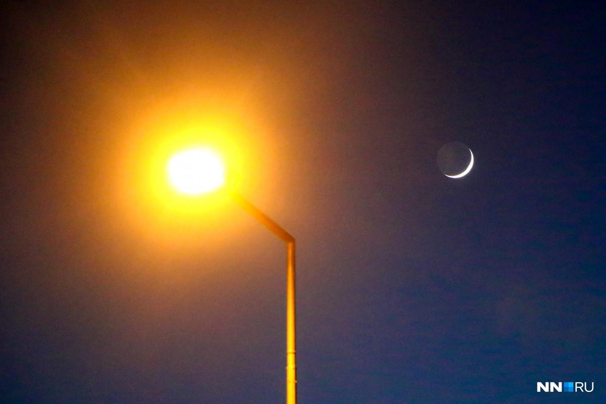 Главное, чтобы наблюдать за звездами вам не помешали яркий свет и облака