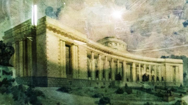 «Город никогда»: музей великого народа