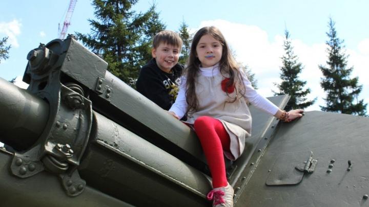 Маршрут выходного дня: делаем боевые селфи с танками и самолётами в двух шагах от Екатеринбурга