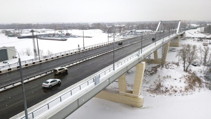 Стало известно, какой автобусный маршрут хотят пустить по Фрунзенскому мосту