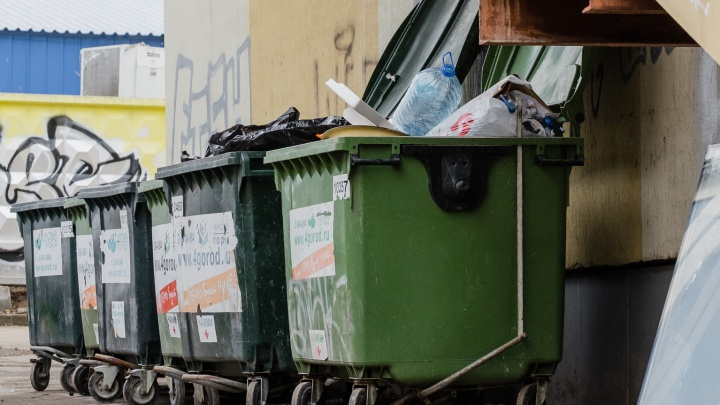В Прикамье из 50 тысяч компаний за вывоз мусора платят только 10%. Остальных начнут штрафовать