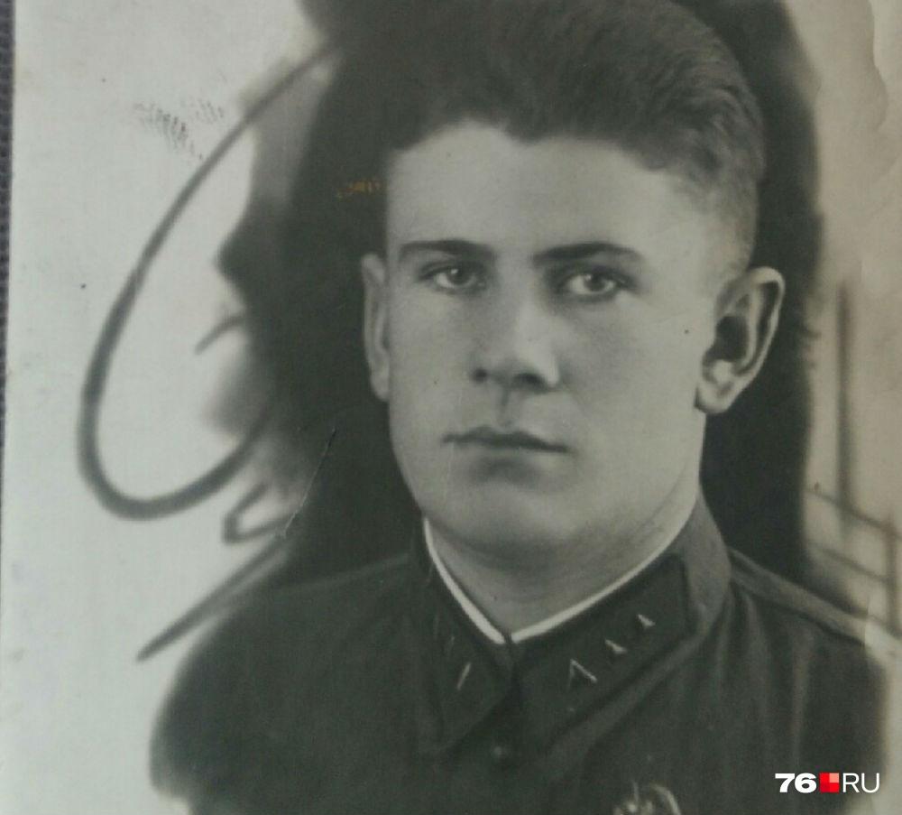 Владимир Елисеев так и не вернулся с войны