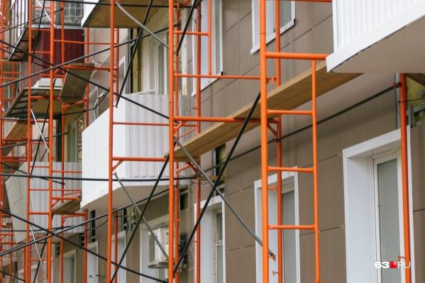 За два года ФКР планирует отремонтировать 2,5 тысячи многоквартирных домов