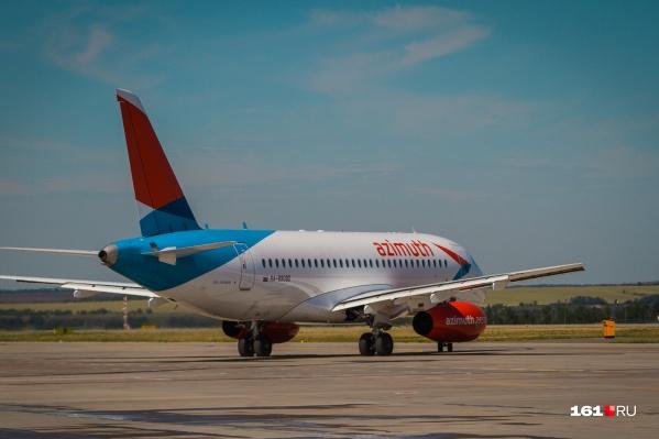 Дебоширы больше не смогут летать самолетами этой авиакомпании