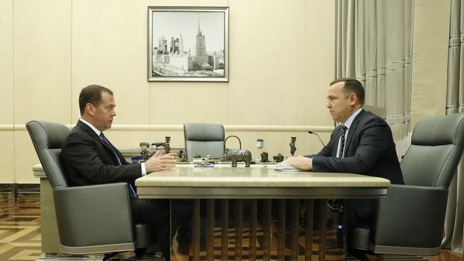 «Модернизации подлежат все»: Шумков доложил Медведеву о состоянии ЦРБ в Зауралье
