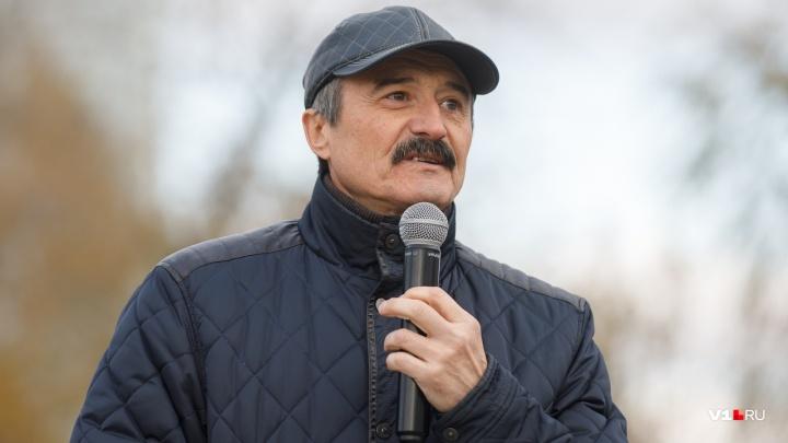 «Это не амбиции. У меня есть что предложить»: Сергей Щербаков хочет разбить сквер со скульптурами в Волгограде