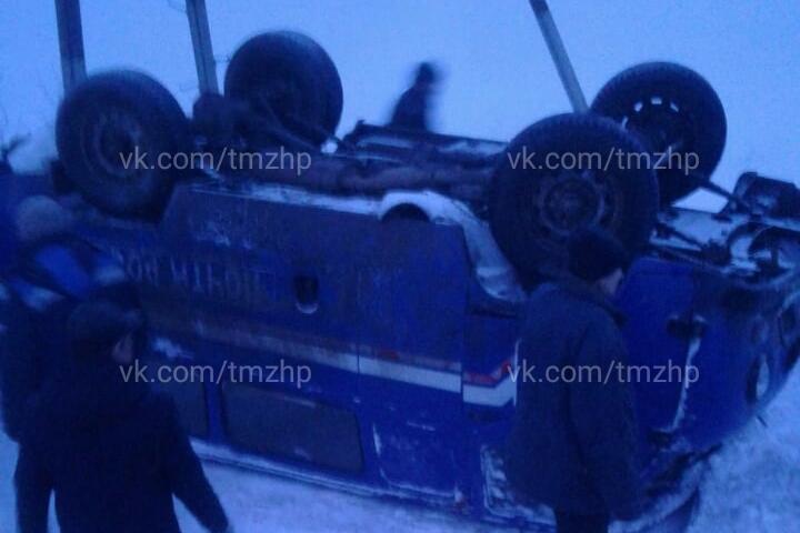 В «Почте России» прокомментировали аварию со служебным автомобилем в Башкирии