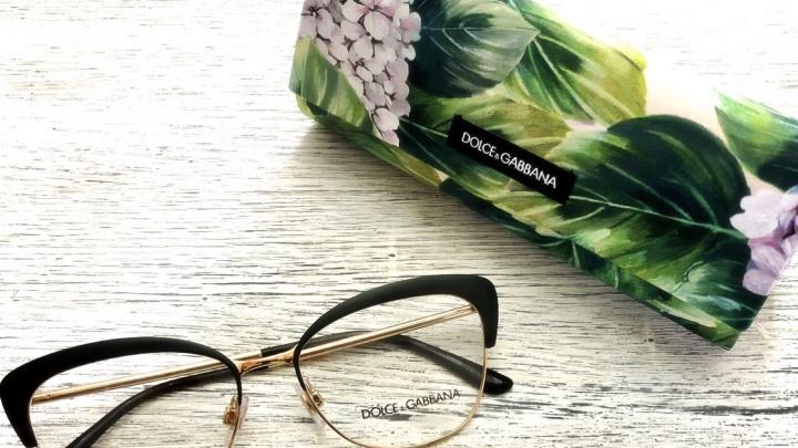 Попались на глаза: оправы Dolce&Gabbana продаются со скидкой 20 %