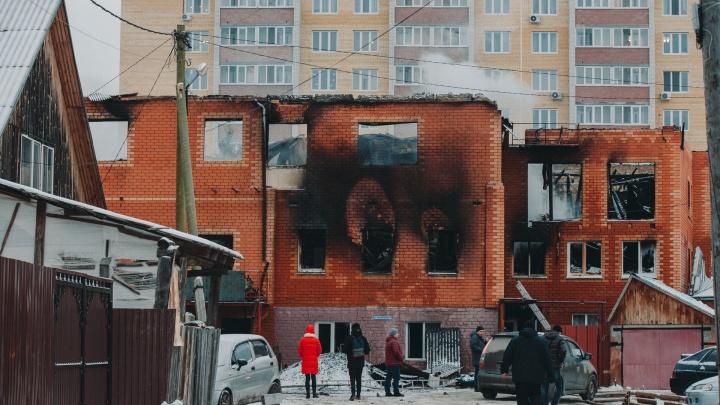 Родные вахтовика, сгоревшего в тюменской гостинице, узнали о его смерти спустя месяц