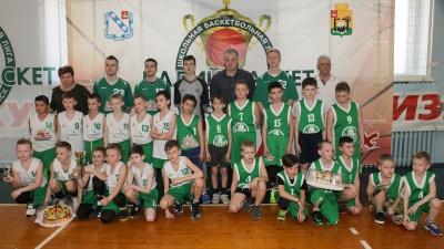 Определены победители школьной баскетбольной лиги «Калий Баскет Юниор»
