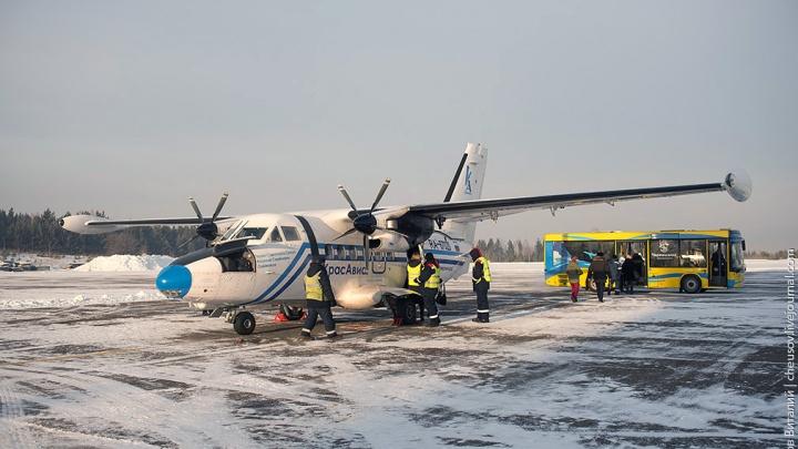 Урбанист протестировал новые рейсы Красноярск — Абакан за 75 минут и рассказал о плюсах и минусах
